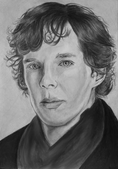 Benedict Cumberbatch by Paige_M